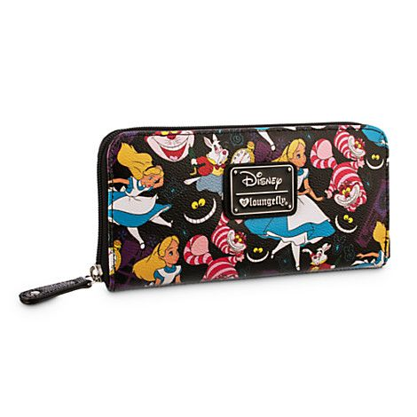 Alice in Wonderland Wallet by Loungefly