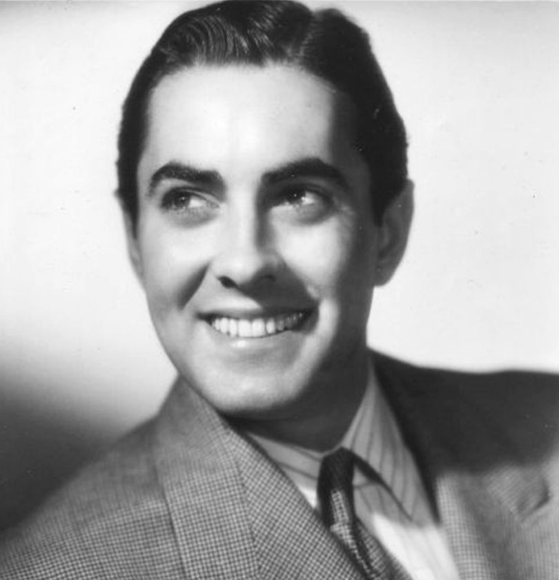 Tyrone Power,love his beautiful.