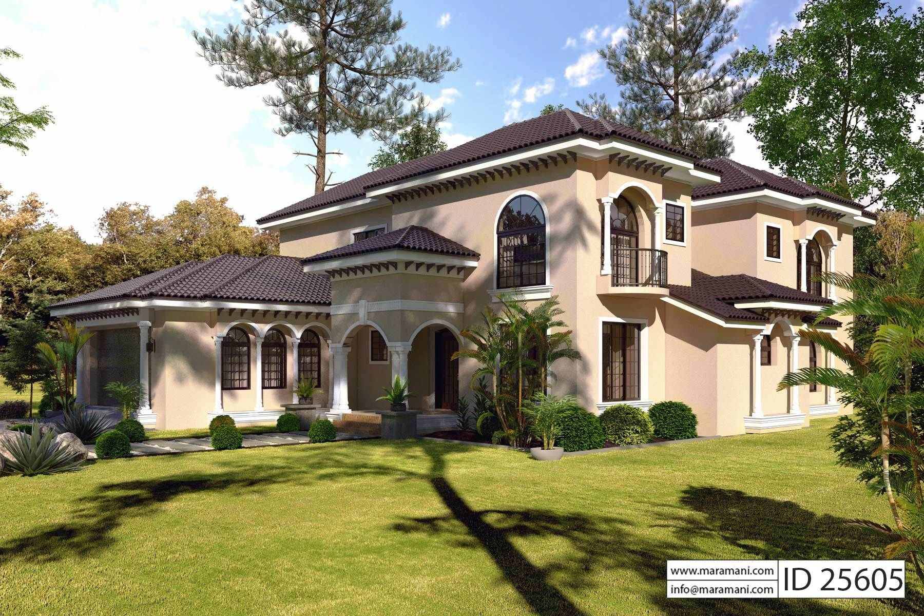 Open Floor House Plans Id 25605 House Designs By Maramani House Plans Open Floor House Plans 5 Bedroom House Plans