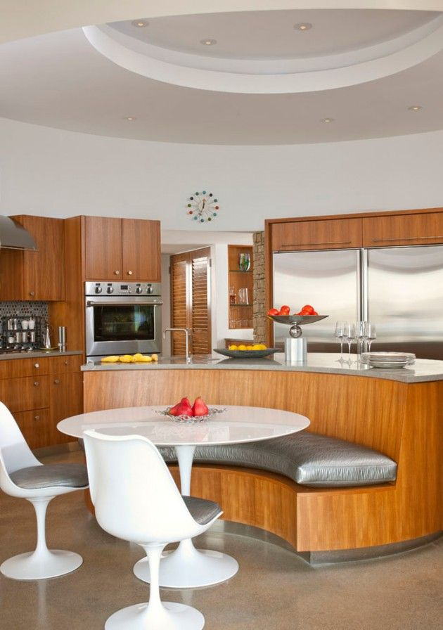 Best 16 Charming Mid Century Kitchen Designs That Will Take You 640 x 480