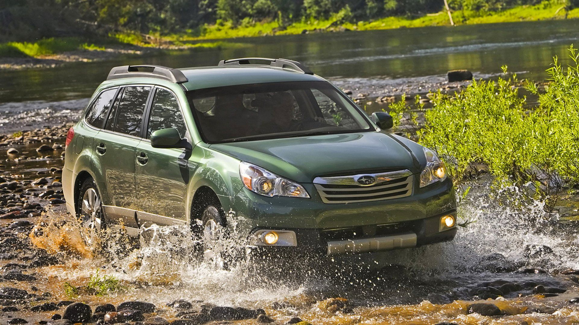 2012 subaru outback was voted most practical and affordable in its class