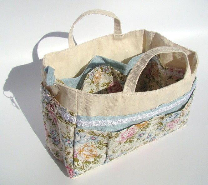 Bolsa De Viagem Em Tecido Passo A Passo : Mais de ideias ?nicas organizador bolsa em tecido