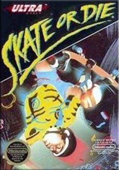 Skate Or Die Nes Game Nes Games Nintendo Nes Classic Video Games