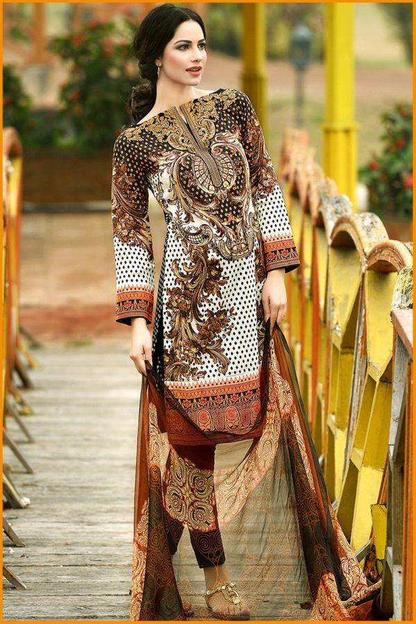 cdf7aae384 Gul Ahmed Summer Lawn Dresses Collection 2016 Vol-2 With Price #GulAhmed  #Dresses #LawnCollection #PakistaniLawn #PakistaniDresses