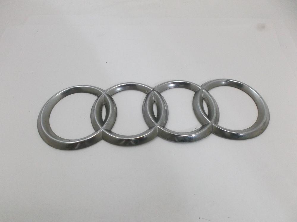 Audi A4 1 8t 1 8 T Rear Emblem Logo Badge Sign Symbol 96 97 98 99 00 01 Oem 503 Audi Audi A4 Audi Emblem Logo