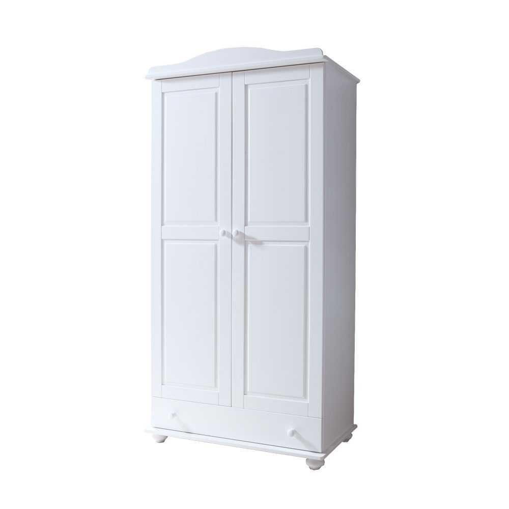 Schlafzimmerschrank In Weiß Landhausstil Jetzt Bestellen Unter: ...