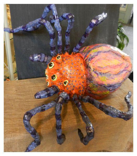 Spooky Spider Door Hanger