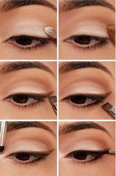 Maquillaje para tus ojos al natural – EstiloDF  – Maquillaje