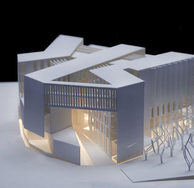 Universit toulouse 1 capitole grafton architects for Architecture toulouse