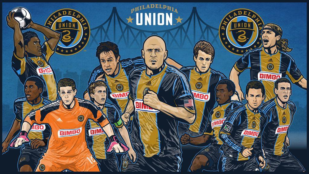 2013 Philadelphia Union by KreiderDesigns Philadelphia