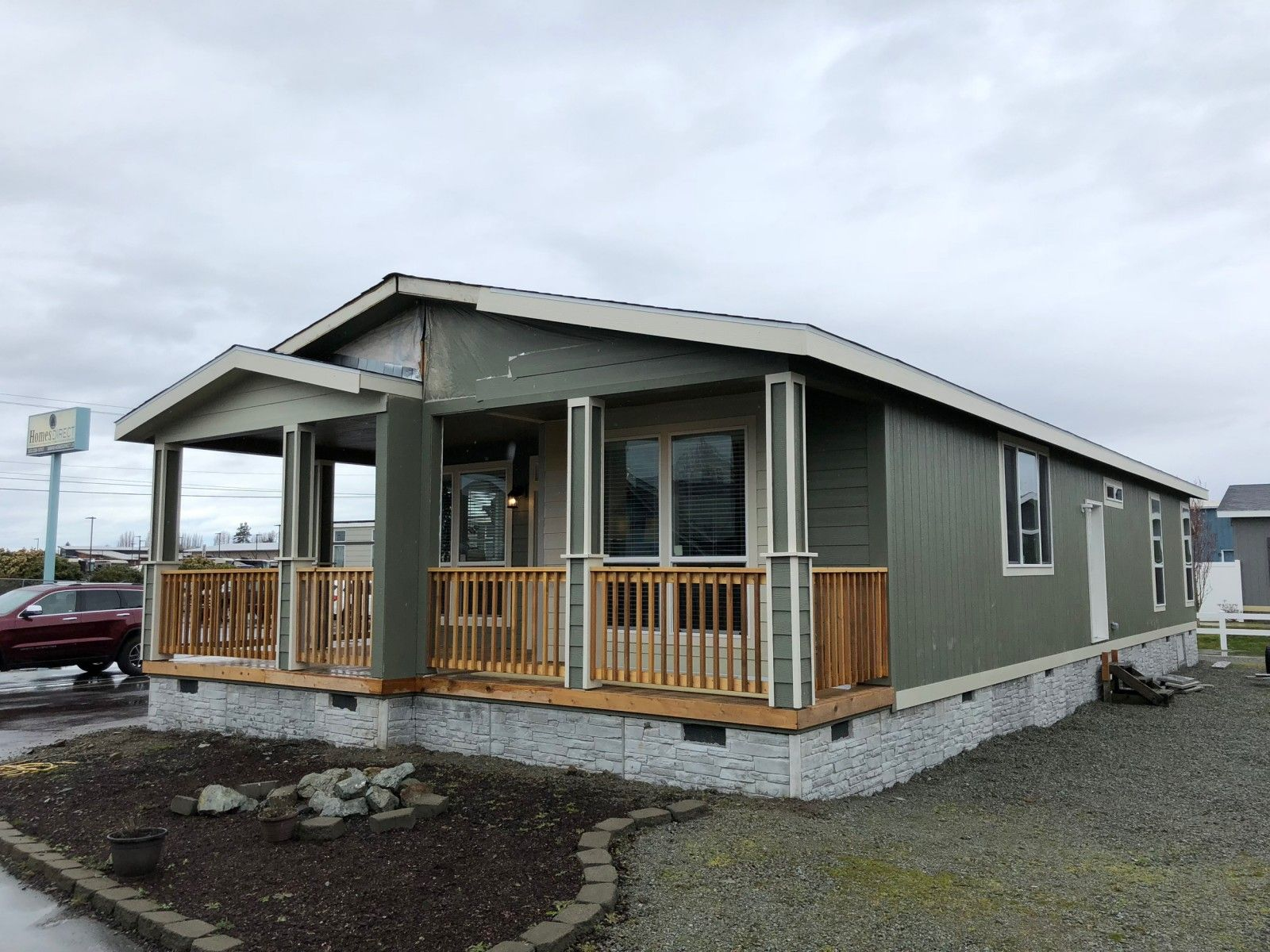 Golden West Homes >> Goldenwest Spruce Beach House In 2019 Small Modular