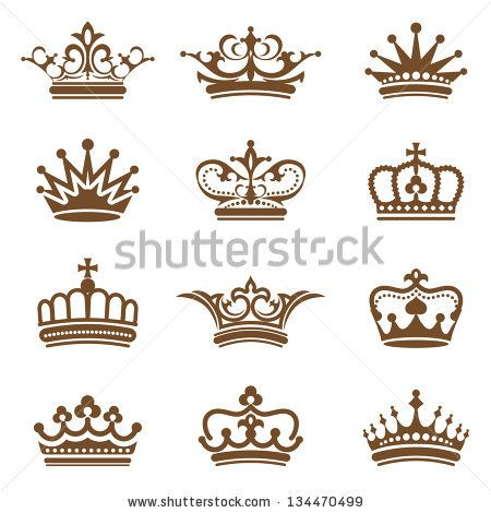 Crown Collection By Hoperan Via Shutterstock Tattoos Tattoos