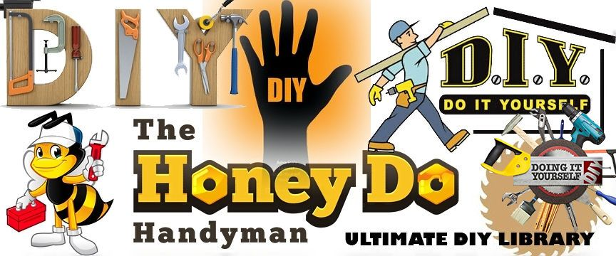 DIY Do it Yourself Collection. Home Improvement Guide ...