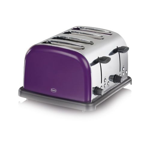 purple toaster