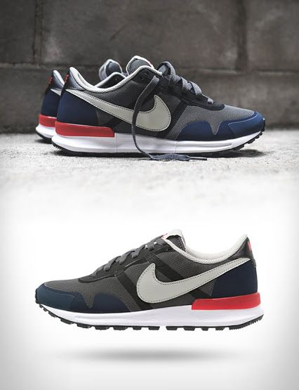 huge discount 9e502 d245f Google+ Nike Air Pegasus, Athletic Shoes, Shoes Sneakers, Dark Grey, Street  Wear