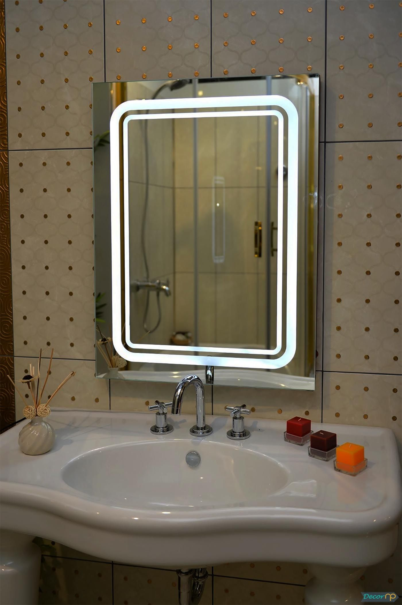 30+ Different Types Of Mirror For Your Bathroom Design in 2018 ...