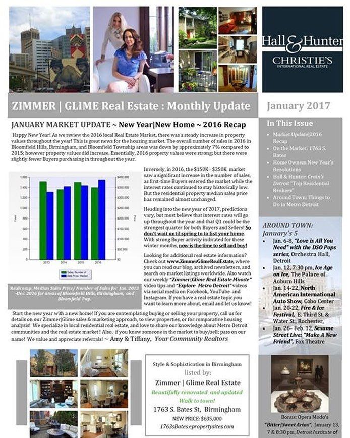 Real Estate Newsletter Real Estate Pin By Jennie Jones Bell On