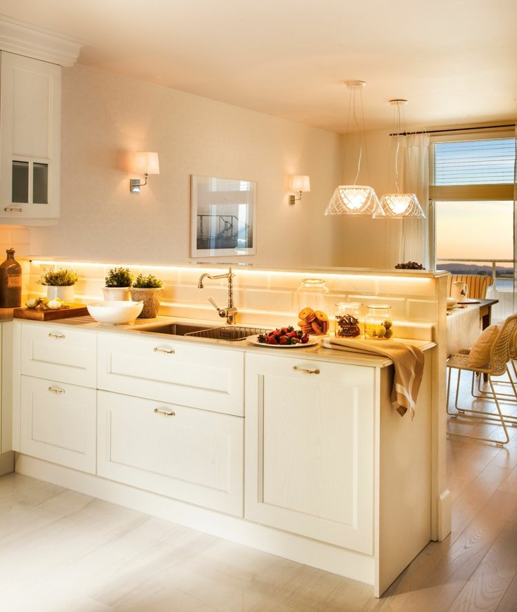 Cocinas baratas- trucos sencillos para crear espacios únicos ...
