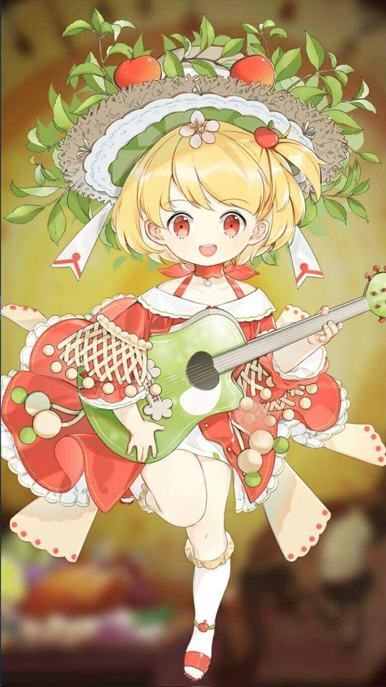 Apple Pie FoodSoul Food fantasy, Anime, Anime art