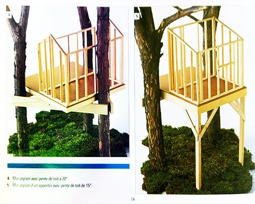 Construire une cabane dans les arbres le guide les m thodes construction arbre pinterest - Construire une cabane dans un arbre ...