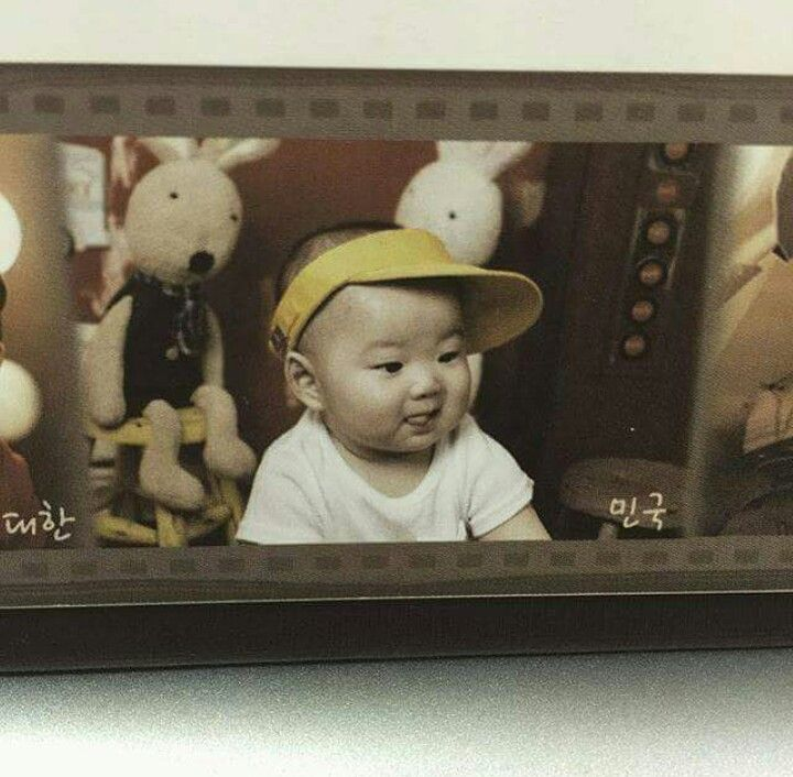 Minguk,  so cute!!!