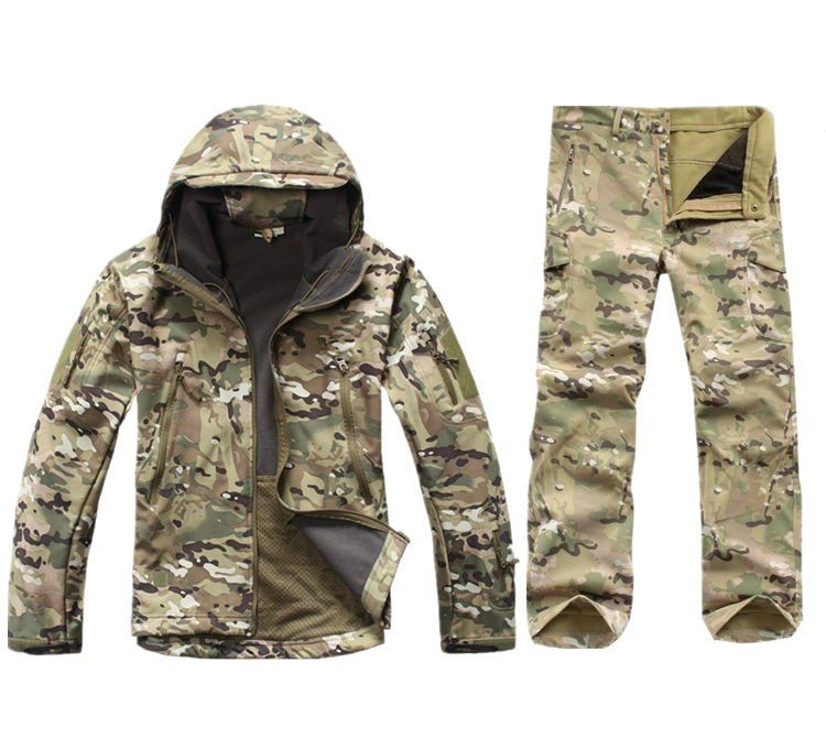 The Sizes Run Small Please Refer To The Sizing Charts Below Sizing Chart Link Be Active In The Outdoors W Tactical Jacket Camouflage Jacket Army Clothes