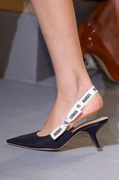 868651a63c8 Christian Dior Shoes Spring Summer 2017 At Paris Fashion Week
