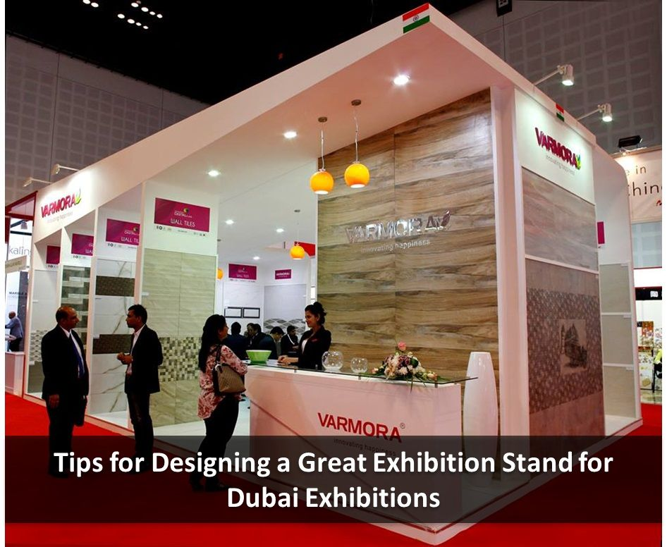 Exhibition Stand Elements : Want to know the advantage of unique and attractive