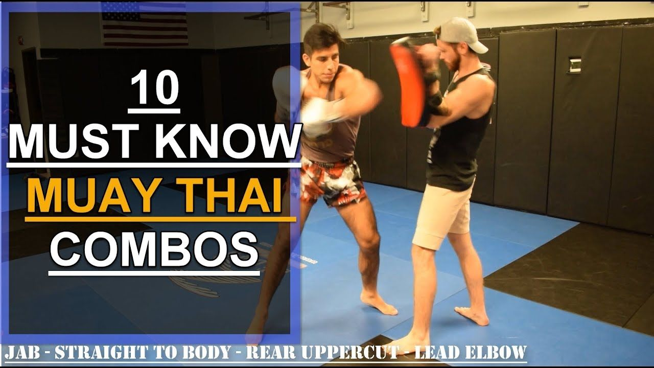 does muay thai have weight classes