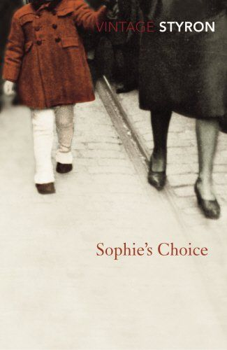 Image result for sophie's choice vintage book cover