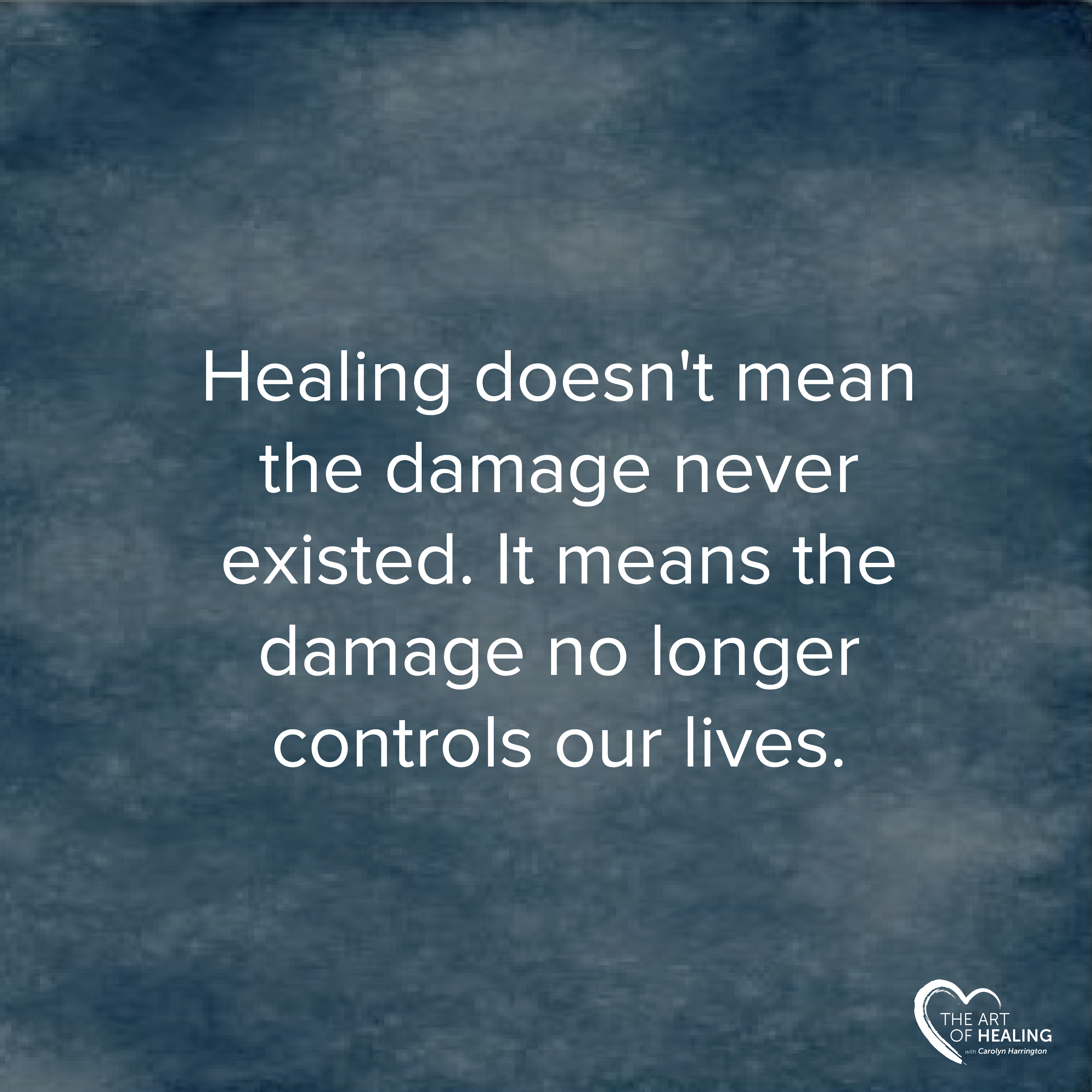 Quote About Physical Healing