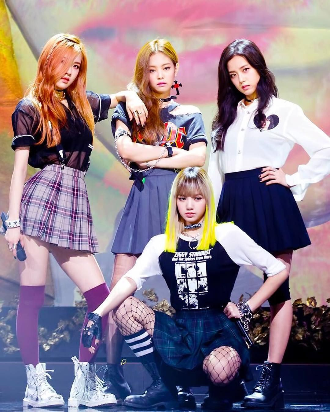 Blackpink Wallpaper 2016: Your Favorite Pose/style? #BLACKPINK