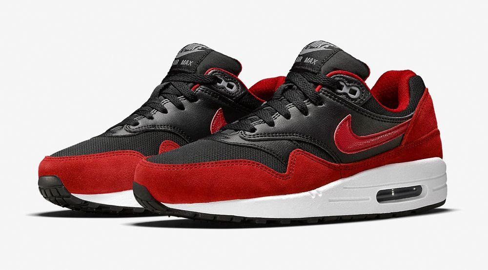 Nike Made Another 'Bred' Pair Of Air Max 1S Sneakzism Fly Kickz