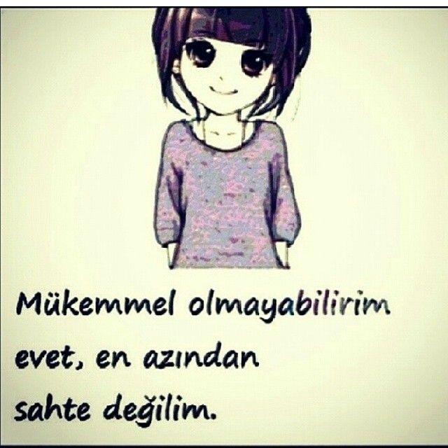 Elif Karli Elifkarl Websta Turkish Quotes Quotes Instagram