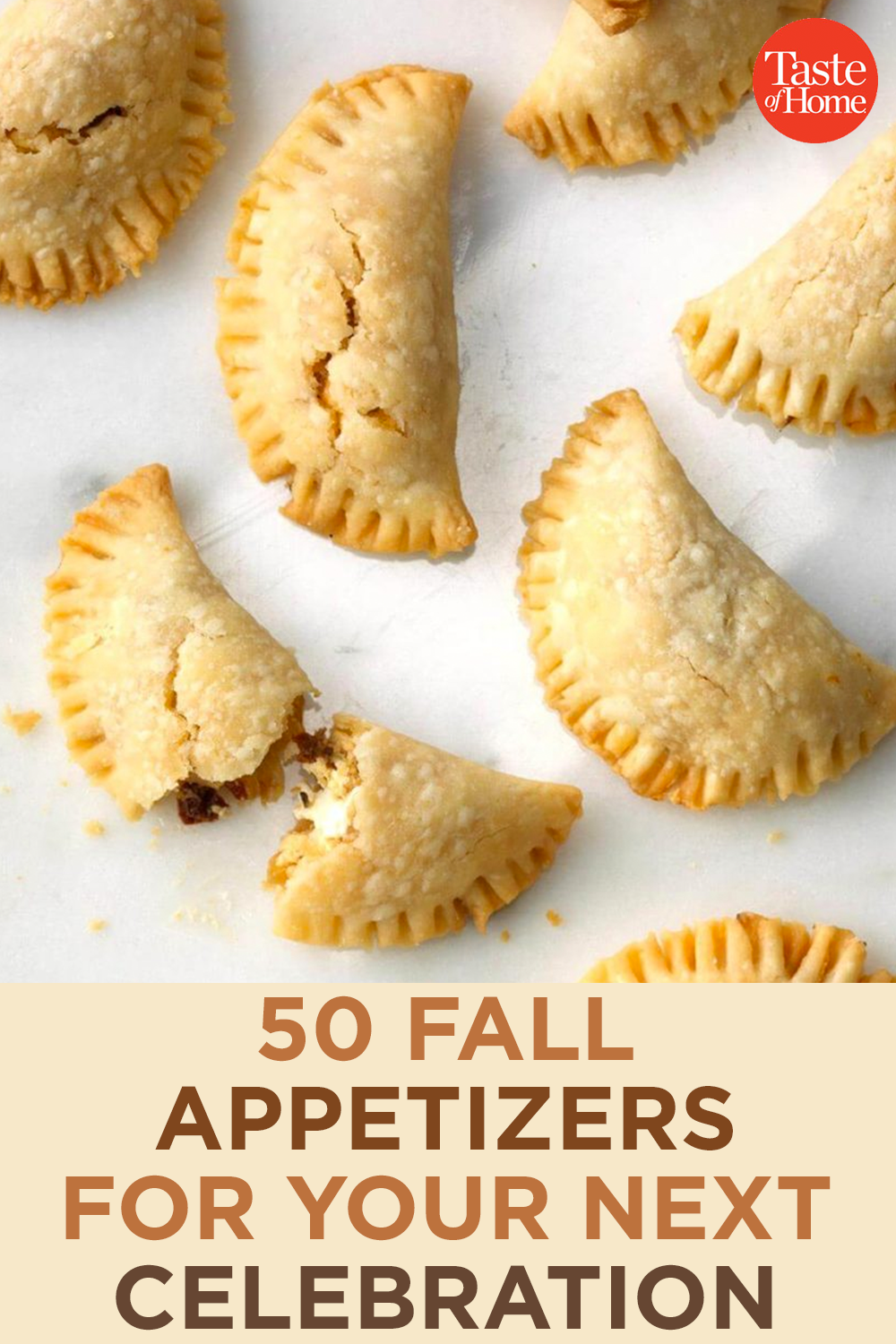 50 Fall Appetizers for Your Next Celebration