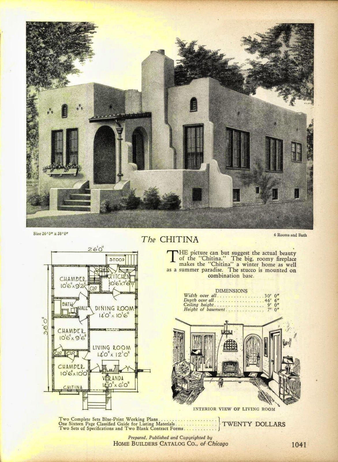 More Art Deco House Plans Art Deco Resource diarama ideas