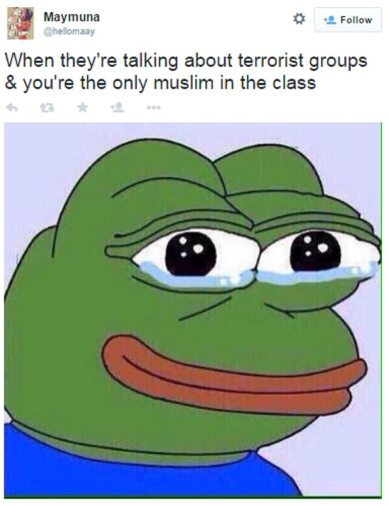 22 Faces All Muslims Will Recognise | Arab/ Desi problems