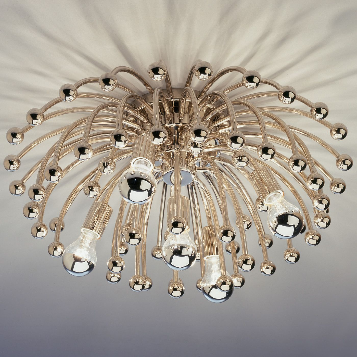 flush mount fixture | Jonathan Adler Large Anemone in Ceiling Lights ...