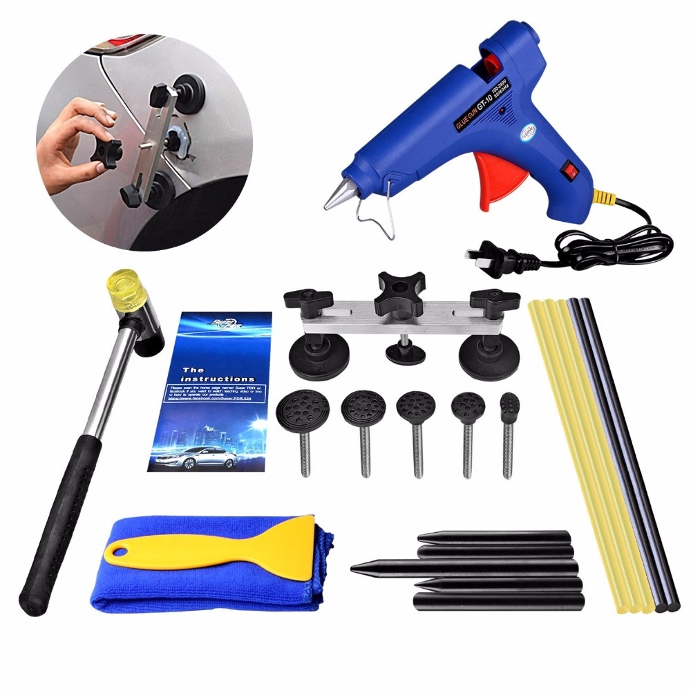 Watch now PDR For Car Tool Kit Auto Repair Tool Dents