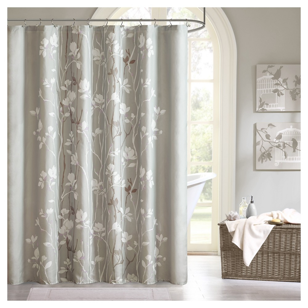 Shower Curtain - Gray (With Images)