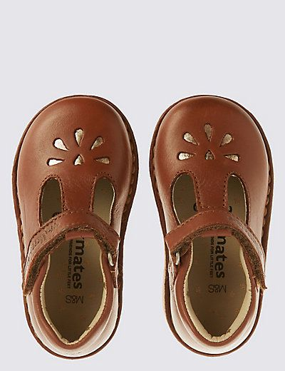 Kids' Leather Walkmates Shoes | M\u0026S in