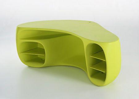Desk by Philippe Stark