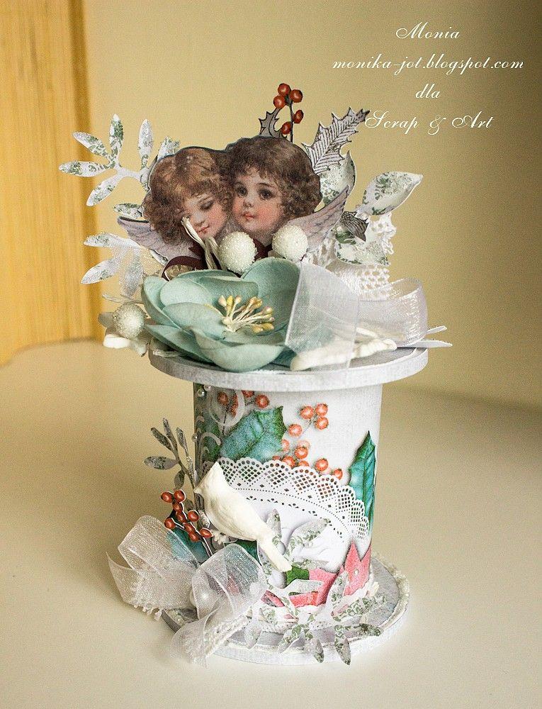 Christmas+decoration - Scrapbook.com | Spulen | Pinterest ...