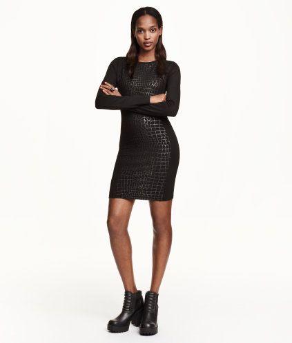 Trikåklänning | Product Detail | H&M
