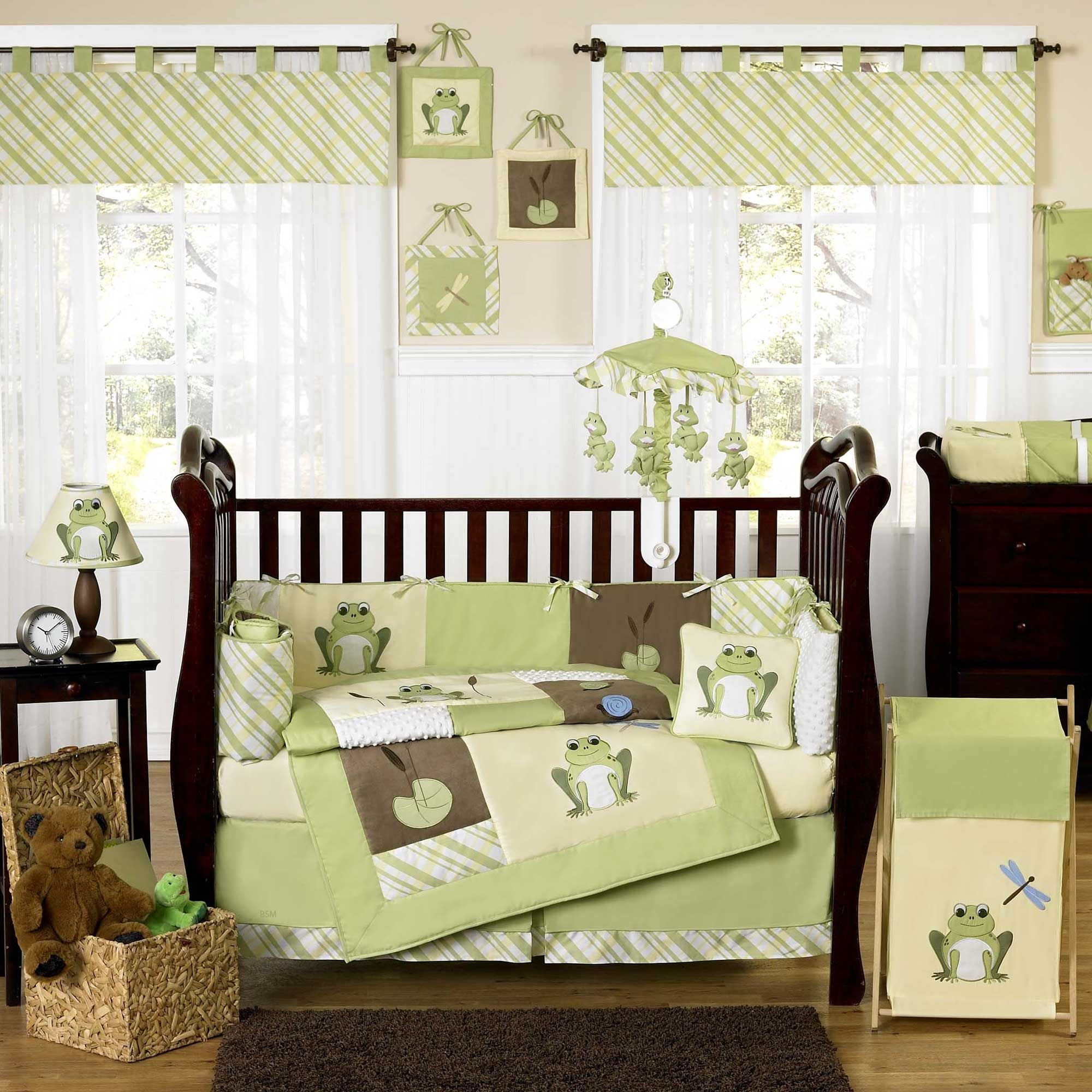 Baby Boy Room Leap Frog Themes-not literally but I like the frogs ...