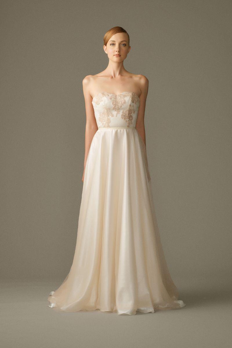 21++ Peach wedding dresses for bride info