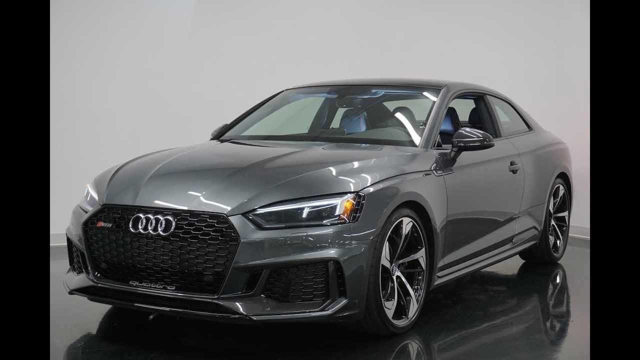 2019 Audi Rs5 , Audi Rs5 Sportback 2019 Review Cars, 2019