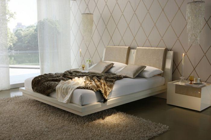 22 ausgefallene Betten Ideen für Ihr stilvolles