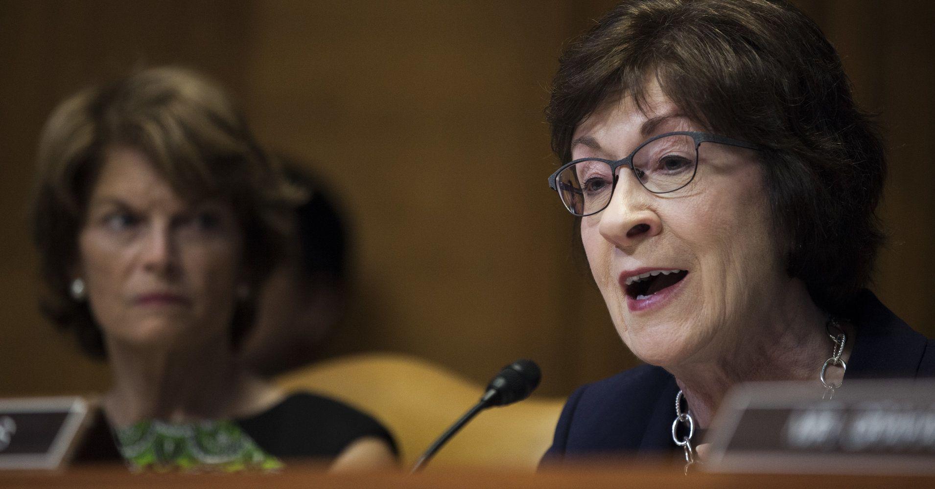 Here's Where Key Senators Stand On The GOP Health Care