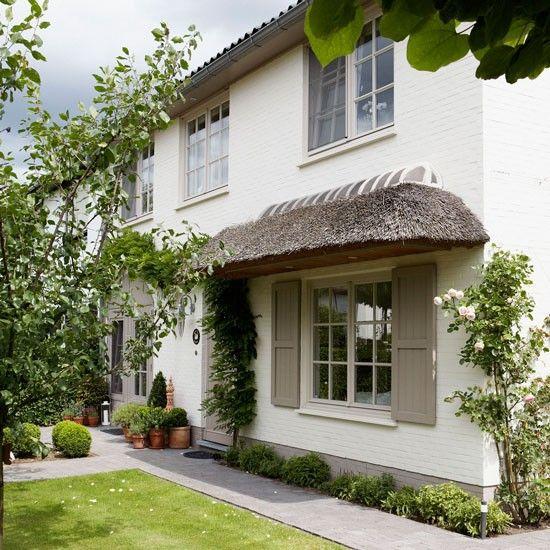 Belgian Villa Style Cottage Charm Pinterest Maison